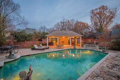 Memphis Single Family Home For Sale: 4 Belleair