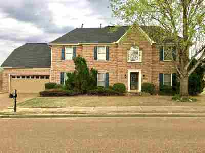 Cordova TN Single Family Home For Sale: $229,000