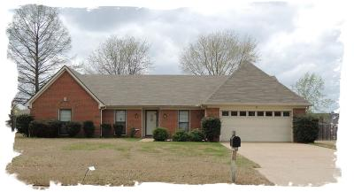 Collierville Single Family Home For Sale: 481 Autumn Trail