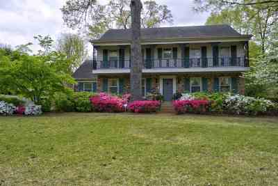 Memphis Single Family Home For Sale: 2280 Wickerwood