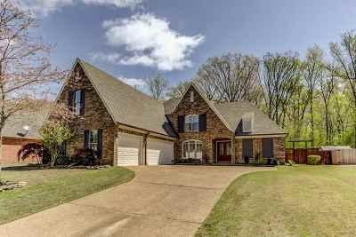 Bartlett Single Family Home For Sale: 4676 Hunters Glade