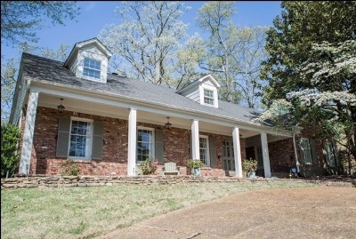 Memphis Single Family Home For Sale: 1443 Lancaster