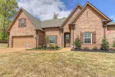 Bartlett Single Family Home For Sale: 5197 Forest Oasis