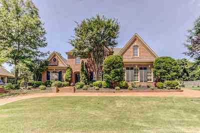 Collierville Single Family Home For Sale: 1715 Powell Run
