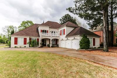 Collierville Single Family Home For Sale: 4530 Whisperwood