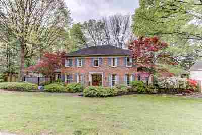 Memphis Single Family Home For Sale: 6611 Larch