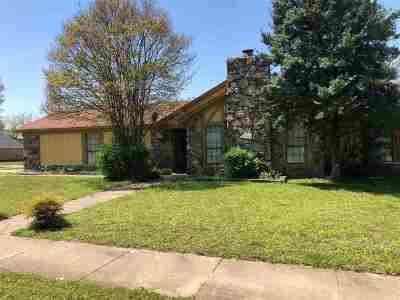 Memphis Single Family Home For Sale: 3489 Brownbark
