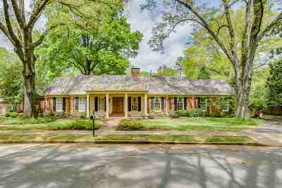 Memphis Single Family Home For Sale: 4592 Laurelwood