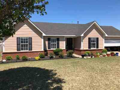 Munford Single Family Home For Sale: 48 Connecticut