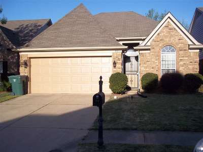 Memphis TN Single Family Home For Sale: $135,900