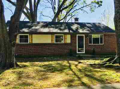 Memphis TN Single Family Home For Sale: $130,000