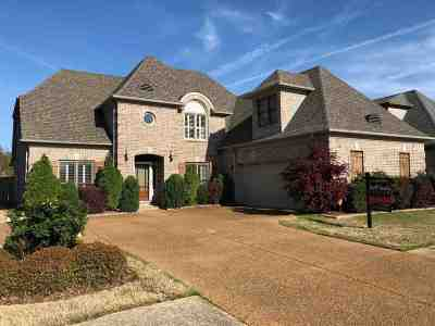 Collierville Single Family Home For Sale: 744 Southern Home