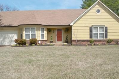 Memphis TN Single Family Home For Sale: $125,900
