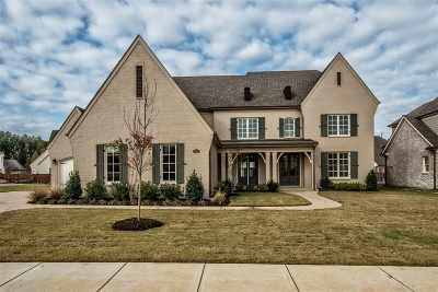 Collierville Single Family Home For Sale: 1599 Horseshoe Bend