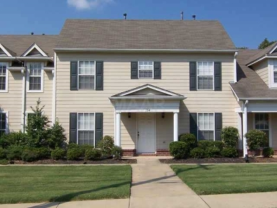 Collierville Rental For Rent: 104 Dannon Springs