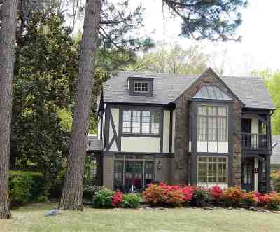 Memphis Single Family Home For Sale: 3629 S Galloway