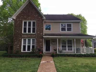 Germantown Single Family Home Contingent: 8811 Dogwood