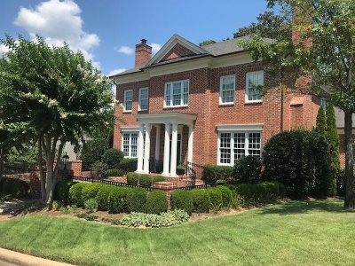 Memphis Single Family Home For Sale: 6020 Wild Oaks