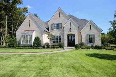 Germantown TN Single Family Home For Sale: $959,900