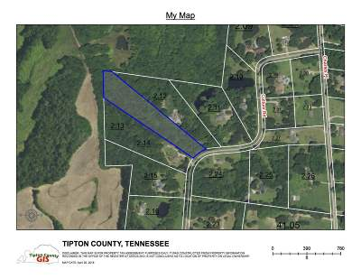 Munford Residential Lots & Land For Sale: Cullum