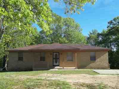 Byhalia Single Family Home For Sale: 60 School House