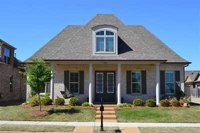 Collierville Single Family Home For Sale: 1608 Prairie Dunes