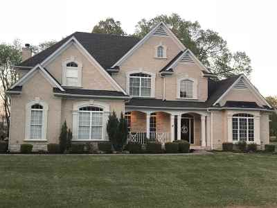Piperton Single Family Home For Sale: 45 Lake Mist