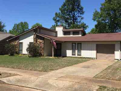 Bartlett Single Family Home Contingent: 7944 Terry Franklin