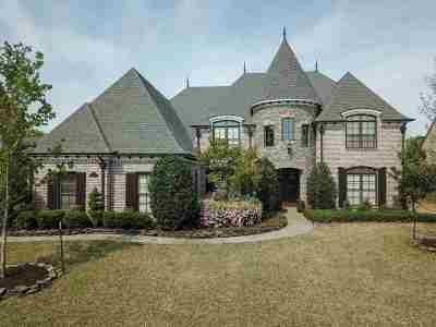 Collierville Single Family Home For Sale: 1735 S Crossberry