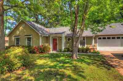Collierville Single Family Home Contingent: 830 Barbara Lynn