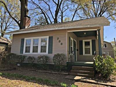 Single Family Home Sold: 736 Echles