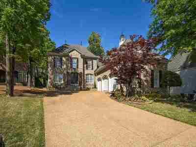 Memphis Single Family Home For Sale: 6635 Heronswood