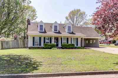 Olive Branch Single Family Home For Sale: 7363 Eastover