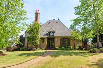 Collierville Single Family Home For Sale: 1248 Bridgepointe