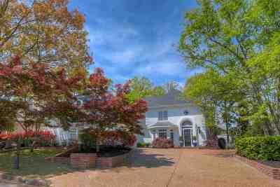 Memphis Single Family Home For Sale: 1442 Le Fleur