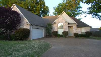 Arlington Single Family Home Contingent: 5210 Melanie Creek