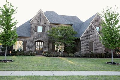 Collierville Single Family Home Contingent: 1347 Carmony