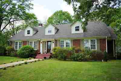 Somerville Single Family Home For Sale: 13185 Main