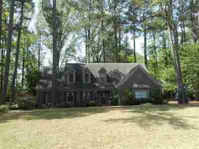 Germantown Single Family Home For Sale: 2286 Kimbrough Woods