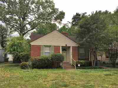 High Point Terrace Single Family Home For Sale: 3543 Kenwood