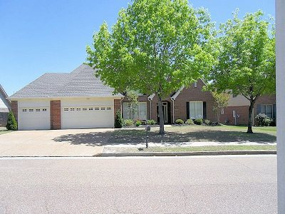 Collierville Single Family Home For Sale: 10423 Pilot Rock