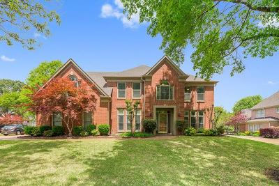 Collierville Single Family Home For Sale: 10300 W Shrewsbury