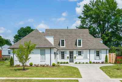 Memphis Single Family Home For Sale: 3818 Cardinal