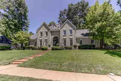 Germantown Single Family Home Contingent: 2574 Windy Oaks