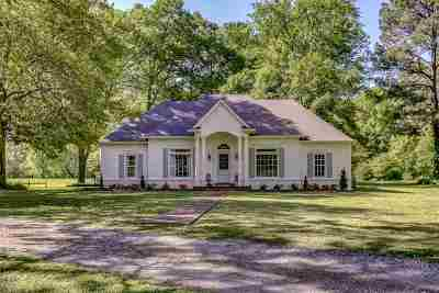 Rossville Single Family Home For Sale: 6170 Hwy 57
