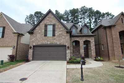 Cordova Single Family Home For Sale: 7271 Winterbrook