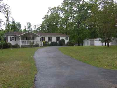 Michie Single Family Home Contingent: 2107 Ode Moore