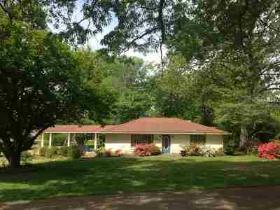 Counce Single Family Home For Sale: 220 Red Sulphur