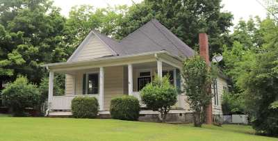 Ripley Single Family Home For Sale: 143 Church