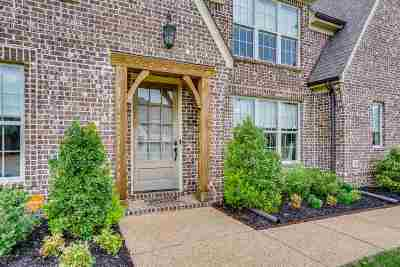 Collierville Single Family Home For Sale: 1311 Conser